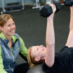 government fund courses in health and fitness